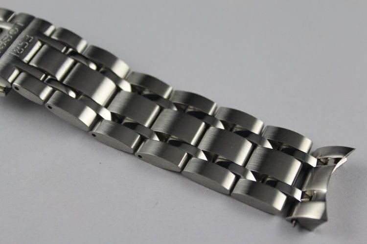 Стальные браслеты для часов тиссот